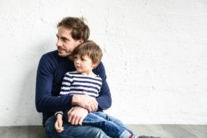 Le laisser naître à sa paternité