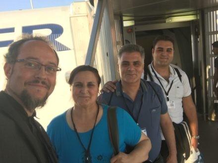 Couloirs Humanitaires, l'aumônerie de l'aéroport mobilisée