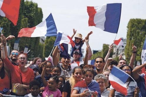 Coupe du Monde de football : la joie des protestants