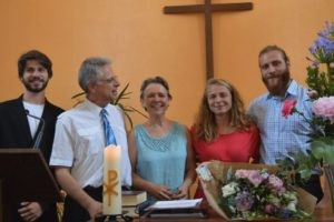 L'œcuménisme au cœur