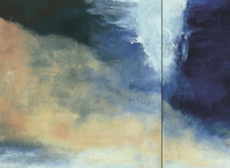 Zao Wou-Ki : l'espace est silence