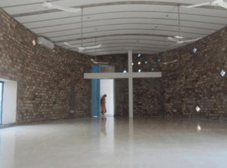 Le nouveau temple protestant de Djibouti
