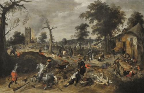 Les 400 ans du début de la guerre de Trente Ans