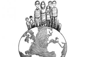 Lettres de Syrie et d'exil