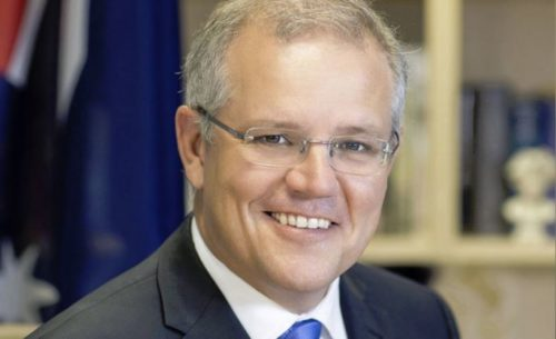 Un chrétien évangélique à la tête de l'Australie