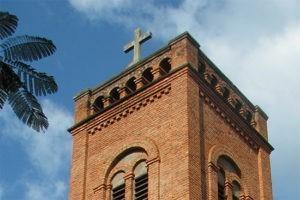 En Centrafrique, une cathédrale abrite des musulmans persécutés