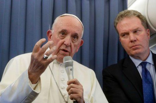 La déclaration du pape sur l'homosexualité qui fait scandale