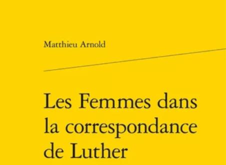 Les femmes dans la correspondance de Luther