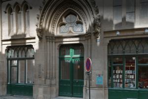 14 septembre 1873. Une Eglise à deux pas du Louvre