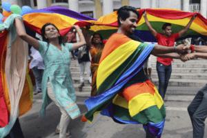 Les Indiens gays revendiquent leurs droits dans la sphère religieuse