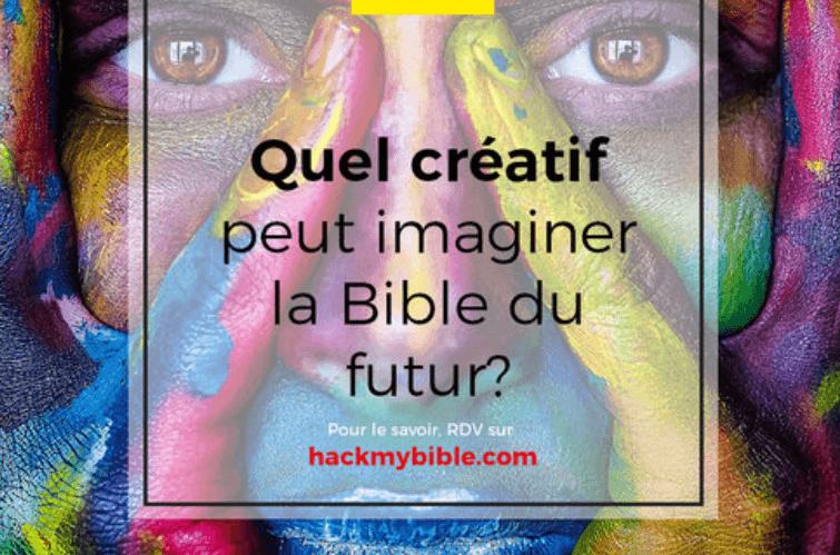 Hackmybible : un sprint créatif et numérique autour de la Bible