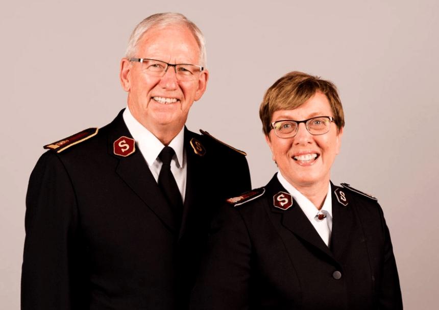 Qui est le 21e général de l'Armée du salut internationale ?