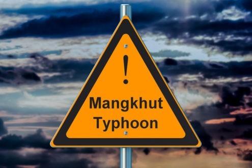 Typhon Mangkhut : l'équipe d'urgence de Médair mobilisée