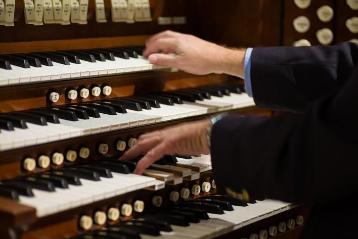 De l'orgue pour les Journées du patrimoine !