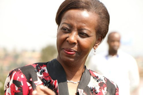 Qui est Louise Mushikiwabo ?