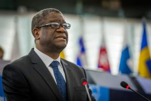 Nobel de la Paix : Denis Mukwege, un protestant convaincu