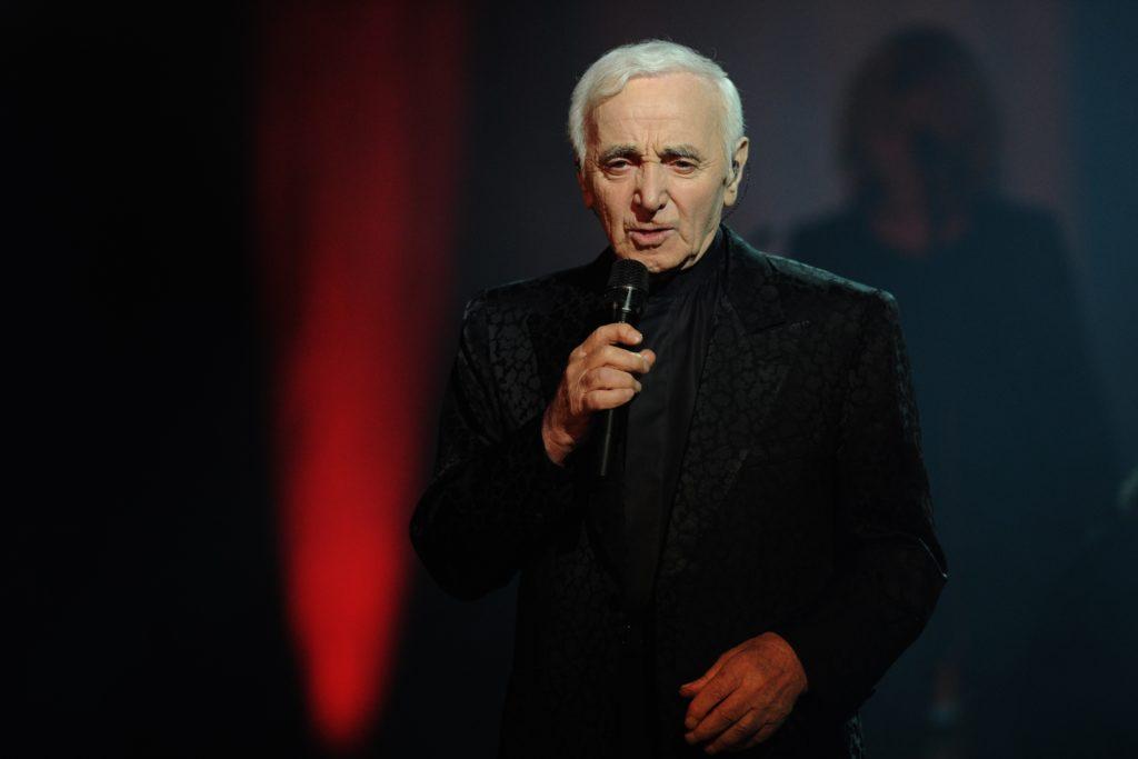 « Emmenez-moi » de Charles Aznavour