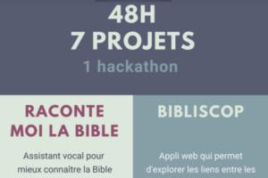 Hackmybible : quels projets sont nés ?