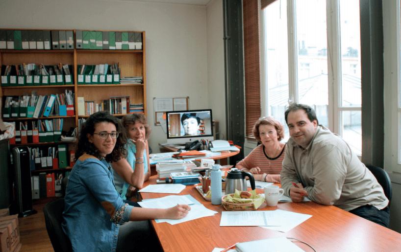 Comment fonctionne le comité de rédaction de Paroles protestantes ?