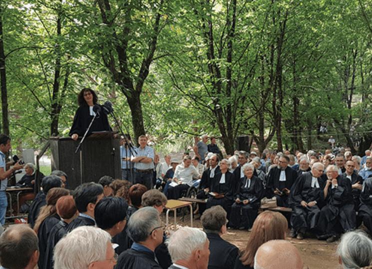 Les protestants, réunis au Désert, invitent à l'espérance