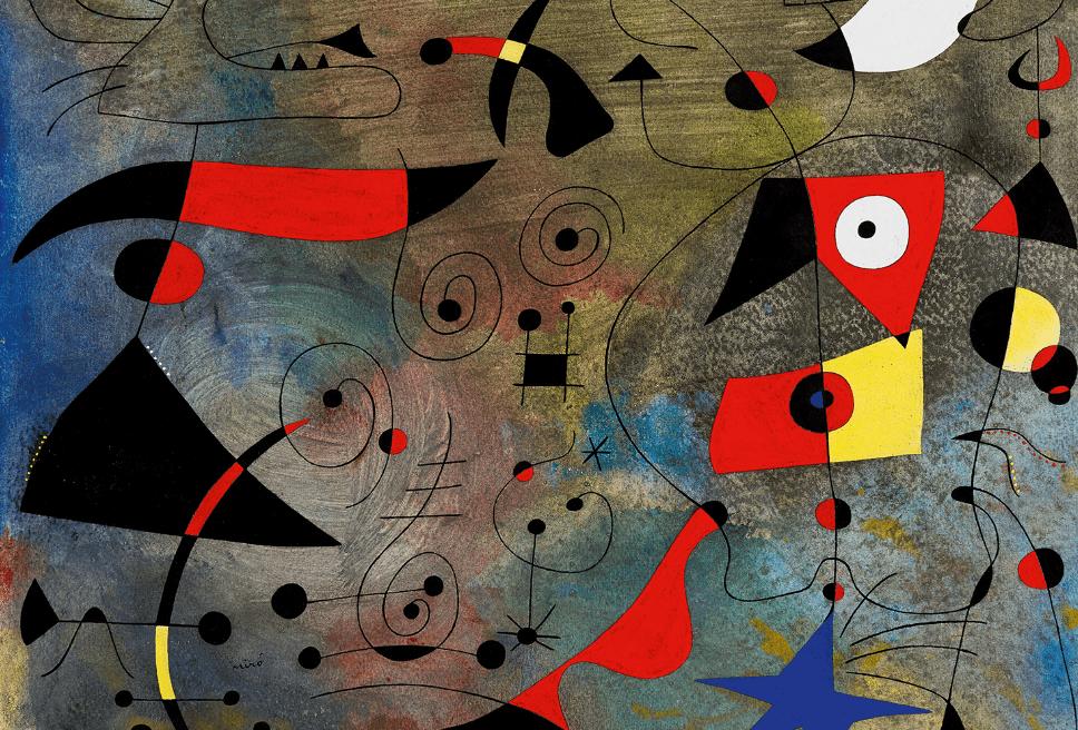 Se plonger dans le surréalisme avec Miró
