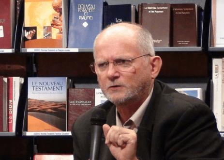 A l'Alliance biblique française, un nouveau président