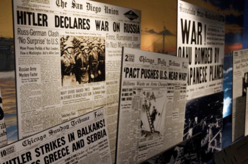 Colporter des «fake news» pour discréditer Hitler