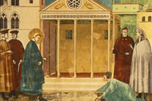 Avec Giotto en famille vers le Paradis