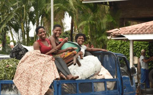 L'Église, source de développement au Mozambique
