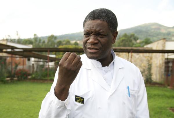 Denis Mukwege, un Nobel activiste