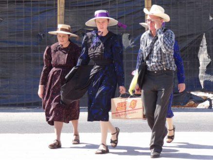 Chrétiens mennonites du Mexique : le choix de l'exil
