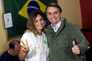 Michelle Bolsonaro, la femme du président