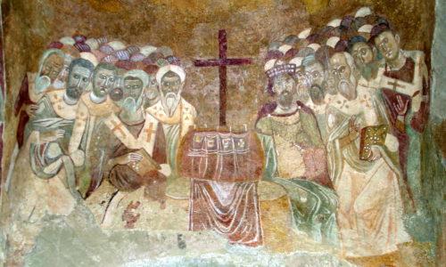8 octobre 451. Ouverture du concile de Chalcédoine