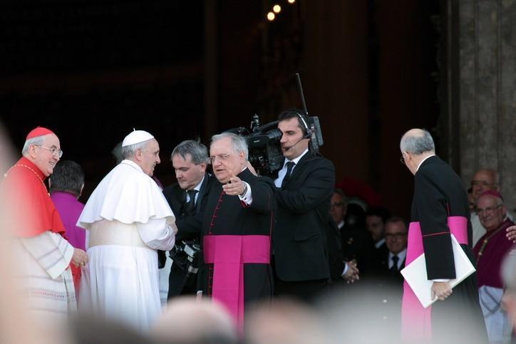 Le pape François et les « tueurs à gages »