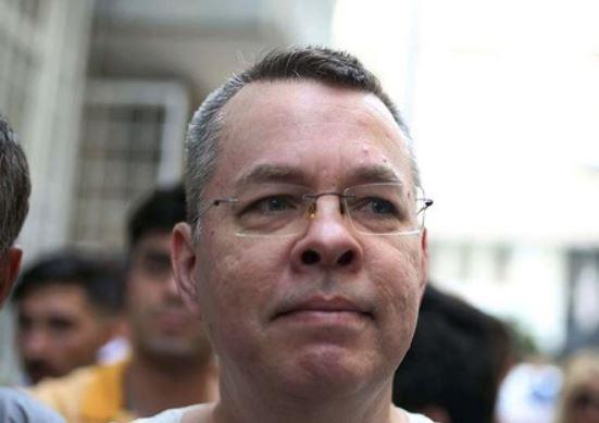 Turquie : le pasteur Brunson libéré