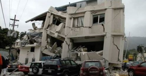 Solidarité avec Haïti après le séisme du 6 octobre