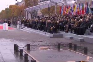 """Le centenaire de l'armistice fut """"un grand moment"""""""