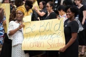 Se mobiliser contre la violence sexiste