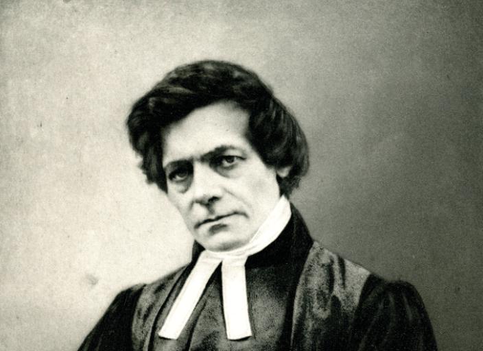 9 novembre 1851. Adolphe Monod, prédicateur