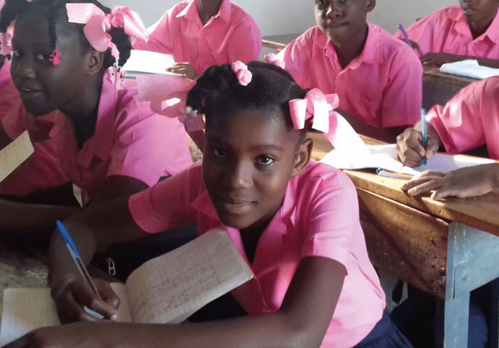 Soutien à l'éducation des enfants en Haïti