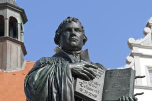 L'affichage des thèses de Luther, un fait avéré ?