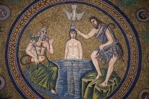 Le baptême, différences avec nos frères catholiques