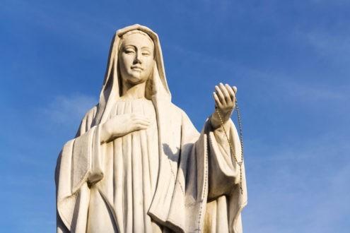 Croyez-vous à la Vierge Marie ?