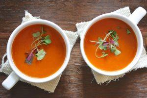 Les bienfaits des soupes