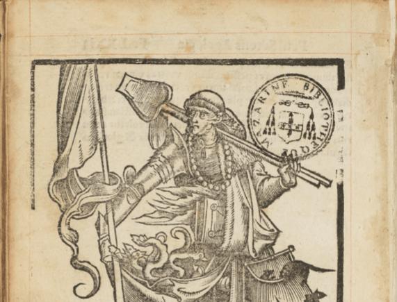 Au XVIe siècle, maudits livres luthériens