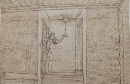 Georges Focus, la folie d'un peintre de Louis XIV
