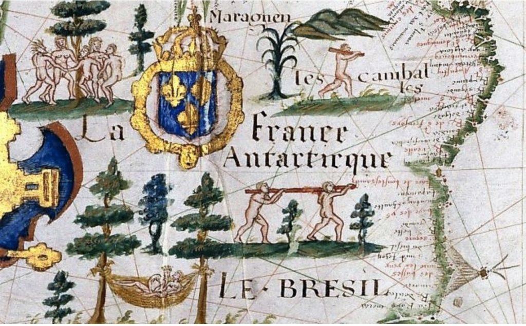 Des huguenots francophones au Brésil