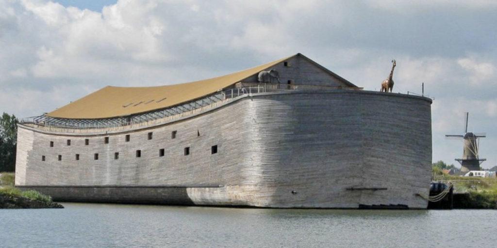 L'arche de Noé en route vers Israël ?