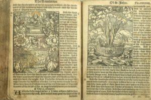 La première Bible traduite en anglais mise aux enchères
