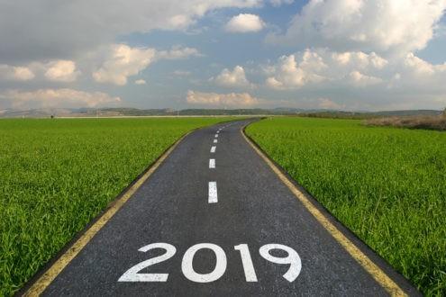 Vers 2019...